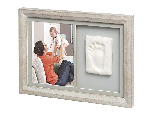 Baby Art 3601091400 My Tiny Touch - Print Frame, rectangulaire, Stormy, Multicolore