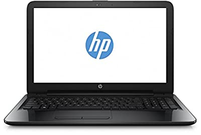 HP 15-BE009TU 15.6-inch Laptop (Pentium N3710/4GB/500GB/Windows 10 Home/Integrated Graphics), Sparkling Black
