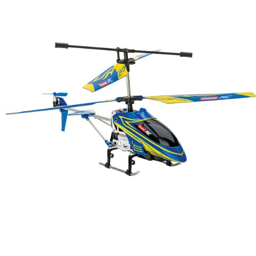 Carrera 370501009 - RC 2.4 GHz Helikopter blau Hawk