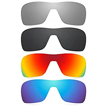 Revant Ersatzlinsen für Oakley Turbine Eisblau MirrorShield® 0g6UMFy