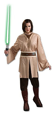 Kostüm Jedi Lady - Women's Jedi Fancy dress costume X-Large