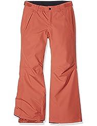 O 'Neill–Pantalones de esquí PG Charm Pants, otoño/invierno, niña, color Burnt Sien, tamaño 176