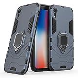 Compatible avec iPhone XR Coque, Anneau de Support Téléphone Voiture Magnétique...
