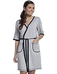 9a02808e93 Zeta Ville - Women s Maternity Nursing Nightdress Robe - MIX   Match - 077c
