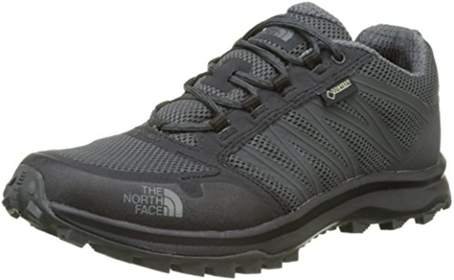 The North Face Herren Litewave Fastpack Gore Tex Trekking  Wanderhalbschuhe  Phantom Grey  39 EU