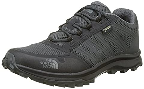 The North Face Men's Litewave Fastpack Gore-Tex Low Rise Hiking Boots, Multicolour (Phantom Grey/Tnf Black), 9 UK 43 EU