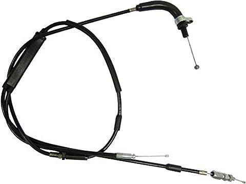 Kawasaki KMX 125 câble d'accélérateur ou tirer des câbles à 1986-2002