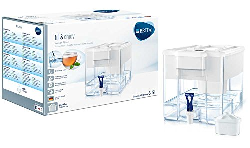 brita optimax cool wasserspender wasserfilter. Black Bedroom Furniture Sets. Home Design Ideas