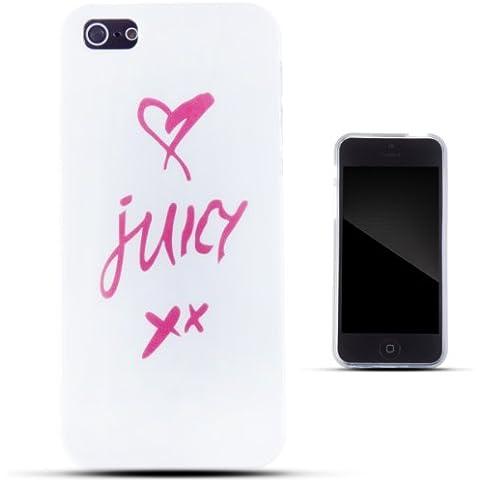 Cover di gel TPU Juicy della Zooky per Apple iPhone 5/5S