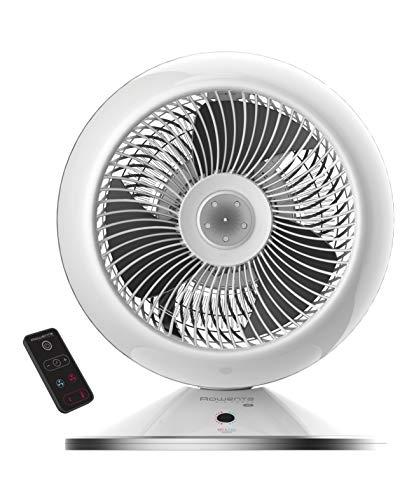 Rowenta HQ7112F0 Air Force Hot & Cool Calefactor y ventilador Multifunción, flujo de aire silencioso...