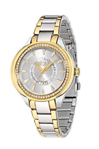 JUST CAVALLI Ladies Watch JC01 Analog Quartz Stainless Steel R7253571502