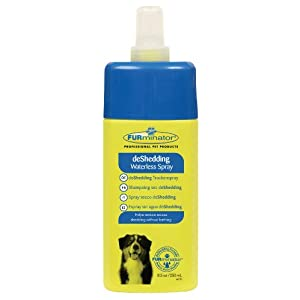 FURminator Hairball Prevention Waterless Spray for Cats 10