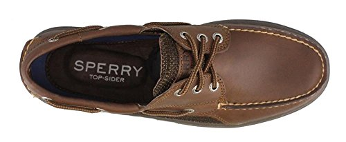 Sperry Top-Sider - A / O Chaussures 2-EYE Hommes - Dark Brown