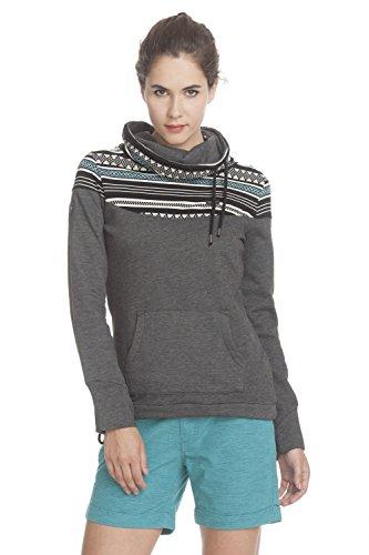 Ragwear Damen Sweatshirt Black