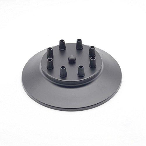 Reachyea vintage accessoire de base de lampe de plafond 200 mm de diamètre