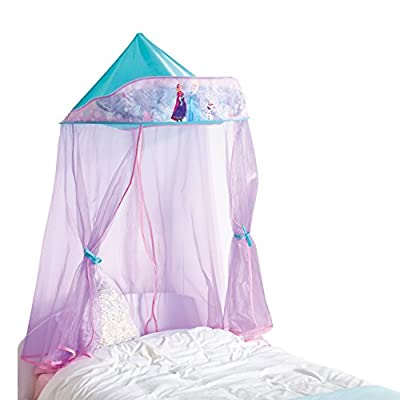 Disney Frozen Bed Canopy - low-cost UK light store.