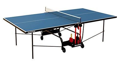 """wetterfeste Tischtennisplatte \""""Outdoor\"""" Original Turniermaße"""