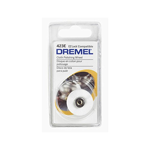 Preisvergleich Produktbild 113R00666Toner, Dremel 423E EZ Lock Tuch Polieren Rad