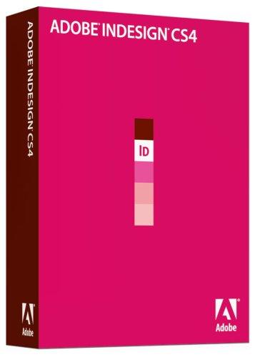 Adobe InDesign CS4 v.6.0, 1 User, Win