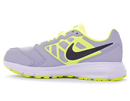 Nike Downshiffter 6 (Gs/Ps) Scarpe Sportive, Unisex (grey - yellow - black)