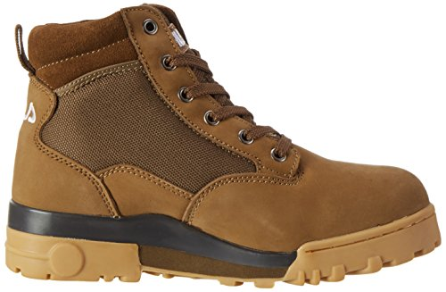Fila Grunge Mid Fw02364 Col. 203, Bottes mixte adulte Marron (after Dark)