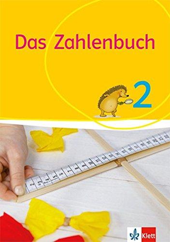Preisvergleich Produktbild Das Zahlenbuch / Schülerbuch 2. Schuljahr: Allgemeine Ausgabe ab 2017