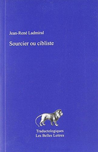 Sourcier ou cibliste by Jean-Ren? Ladmiral (March 14,2014)