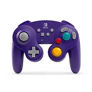 Kabelloser Controller für Nintendo Switch – GameCube-Stil Lila [ ]