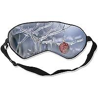 Schlafende Augenmaske, Weihnachtsdekoration, Baum, Frozen Eis, Winter-Augenmaske, Augenbinde, für Männer und Frauen preisvergleich bei billige-tabletten.eu