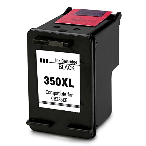 Kyansin Remanufactured 350 XL Cartuchos de Tinta Repuesto para HP 350 (1 Negro)...
