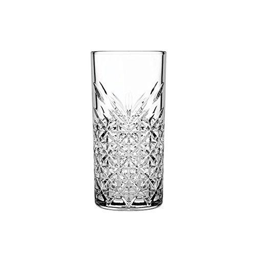 Timeless Vintage largo gafas ml/300ml–caso de 12–copas d