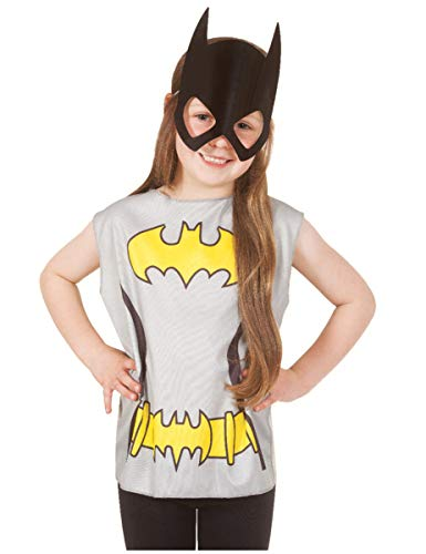 Shirt und Maske für Kinder Bunt 98/116 (3-6 Jahre) ()