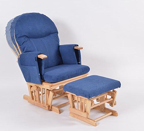 habebe glider sill n reclinable con reposapi s zanximini. Black Bedroom Furniture Sets. Home Design Ideas