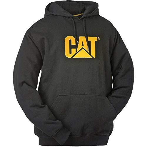 CAT Caterpillar Trademark Logo Herren Pullover mit Kapuze / Hoodie / Hoody - 4X L EU / UK (Hoody 4)