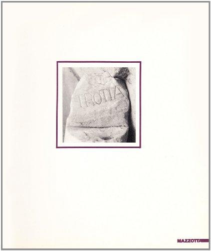 Antonio Trotta. Catalogo della mostra (Milano, 1990)