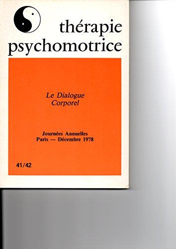 Thérapie Psychomotrice N°41/42