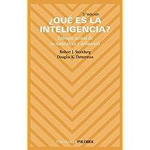 ¿Qué es la inteligencia?: Enfoque actual de su naturaleza y definición (Psicología)