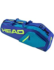 Head Core 3R Pro raqueta de tenis bolsa, color Azul/amarillo, tamaño n/a