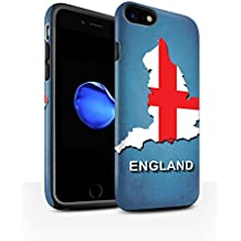 coque iphone 8 drapeau anglais
