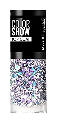 Maybelline New York Color Show Nail Polish, Fast-Drying