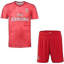 6012b234f0d41 Ver todos los resultados de traje de real madrid 2018. Kits de fútbol  Personalizados para niños