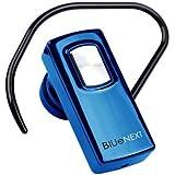 Bluenext BN708 - Oreillette Bluetooth pour Téléphone portable - Bleu
