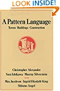 #10: A Pattern Language: Towns, Buildings, Construction (Center for Environmental Structure Series)
