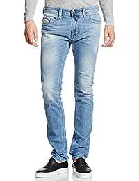 Diesel Thavar Pantaloni, Jean Coupe Skinny Homme, 842H