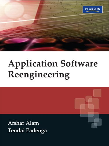Application Software Re-engineering (English Edition)