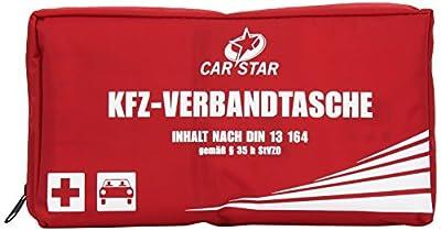 Kfz Verband Tasche / Verbandkasten / Kasten / Erste Hilfe Mhd 01/2018 Nach Din 13164 Neu Ovp