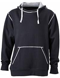 JN961 Lifestyle Men's Hooded Sweatshirt with Hood