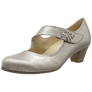 Gabor Shoes Damen Comfort Basic Pumps Beige (Muschel 65) 40 EU