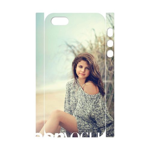 LP-LG Phone Case Of Selena Gomez For iPhone 5,5S [Pattern-6] Pattern-4