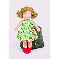 Andreu Toys Toys177302 Felicity Waldorf Doll-35 cm, Multicolor, 35 cm preiswert
